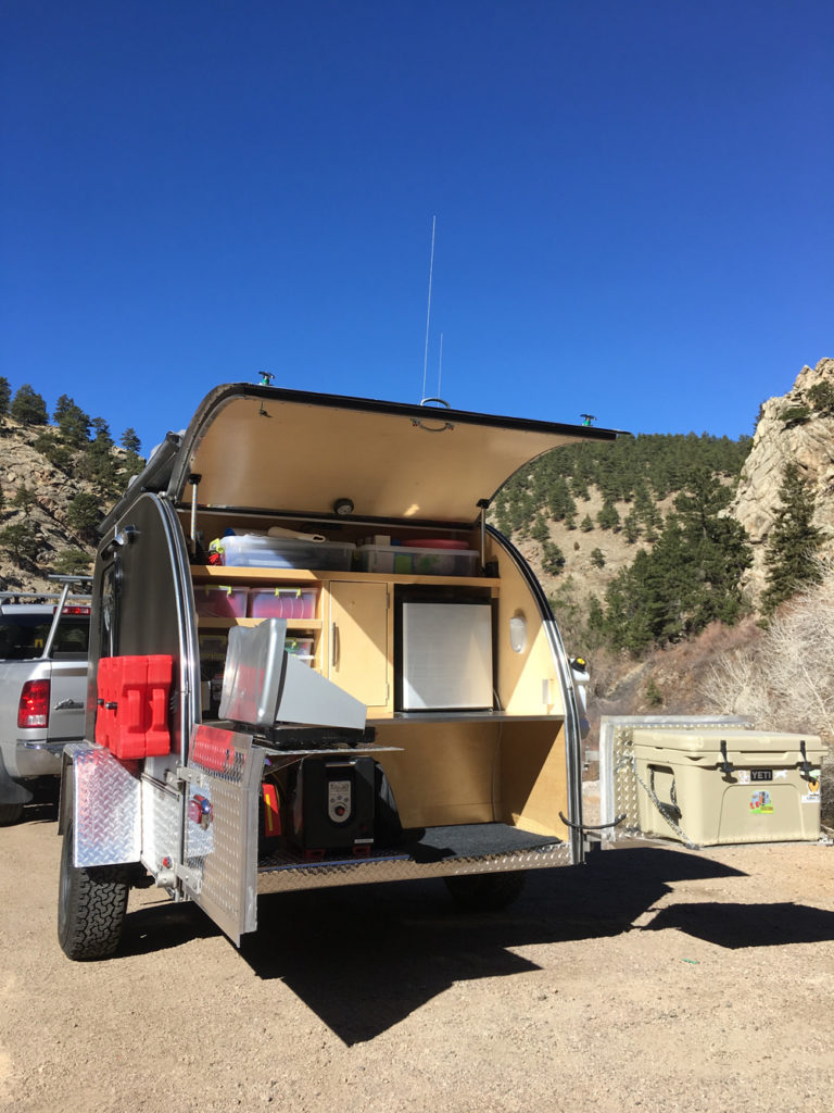 Teardrop Trailer With Bathroom: RV Rentals And Sales Of Teardrops