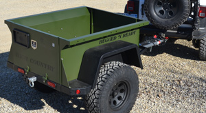 "60"" High Country Trailer"