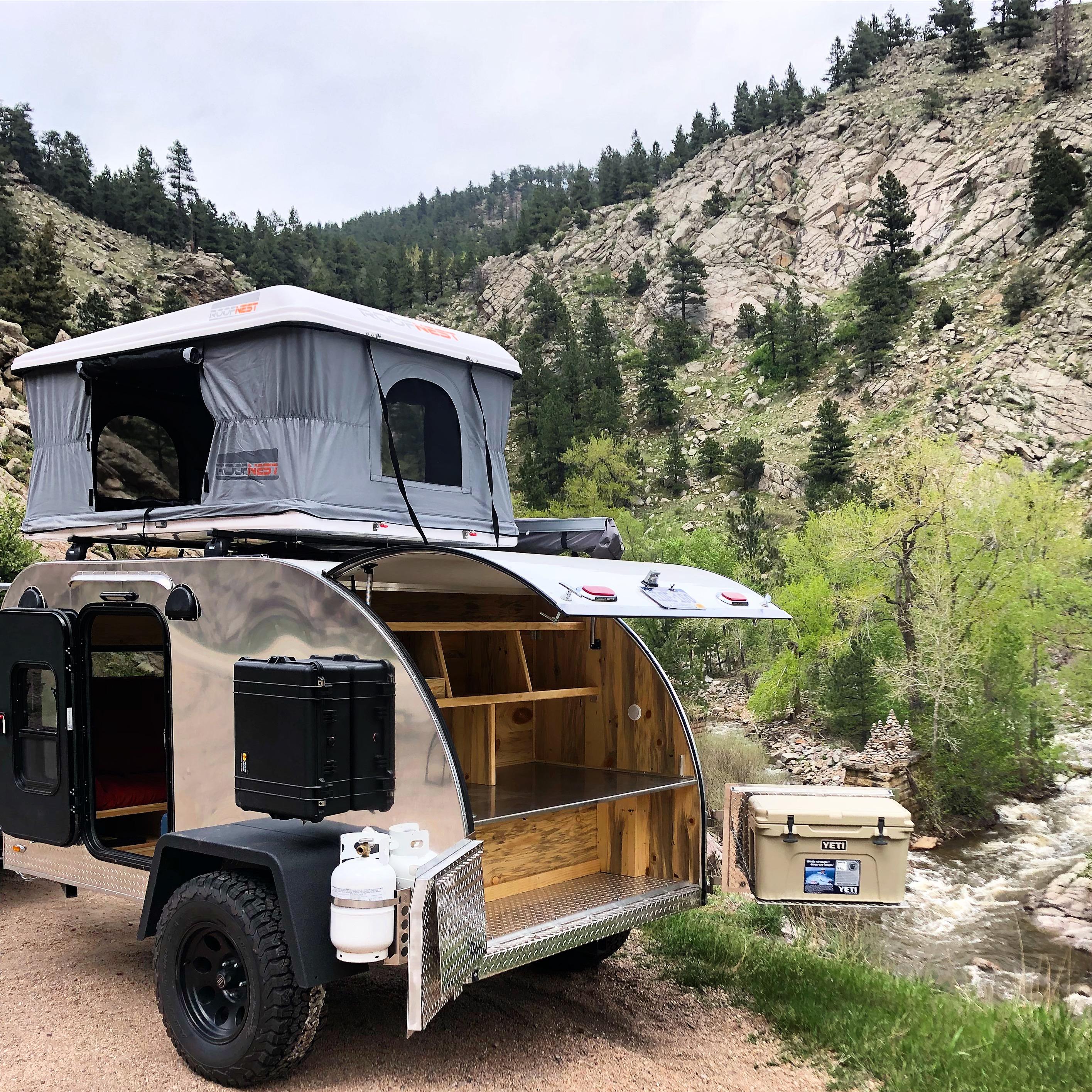 Summit - Colorado Teardrops